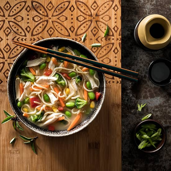 Udon Noodle Bowl Recipe Simplot Foods